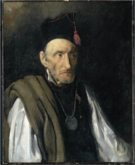 Théodore Géricault - Le Monomane du Commandement militaire