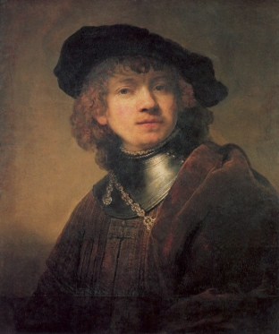 Rembrandt - Zelfportret (1639)
