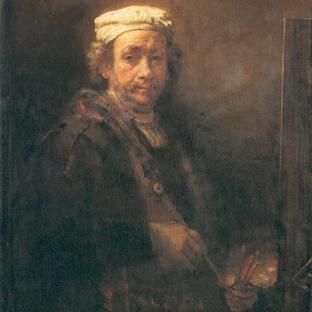 Rembrandt - Zelfportret (1969)