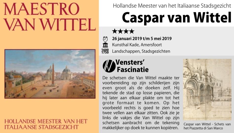 Kunsthal Kade - Maestro van Wittel