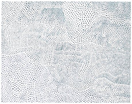 Yayoi Kusama - Infinity net