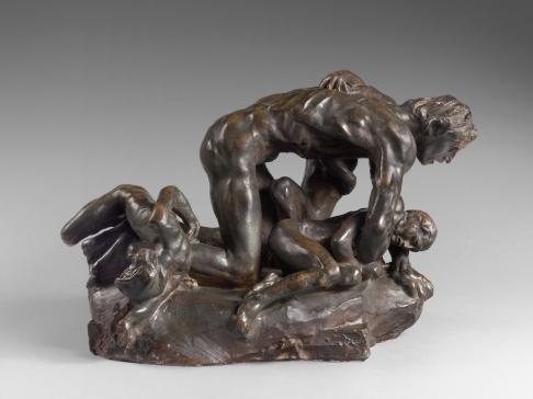 Auguste Rodin - Ugolino en zijn kinderen