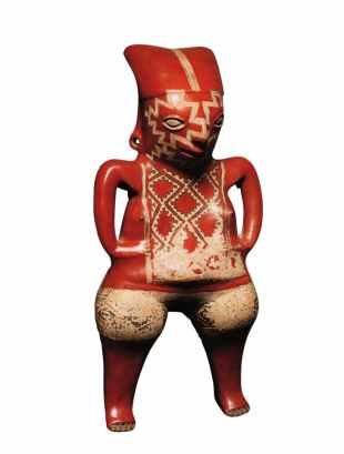 Venus (500–200 BC), Chupícuaro culture, Michoacán, Guanajuato state, Mexico. Martin Doustar.