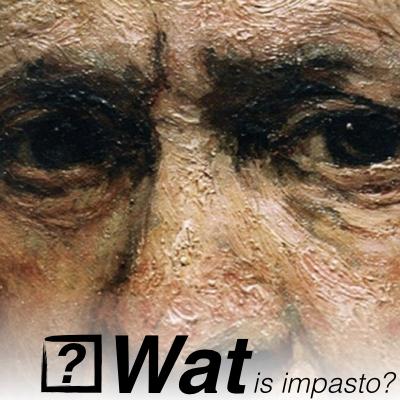 Wat is impasto