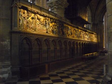 Koor van de Notre Dame