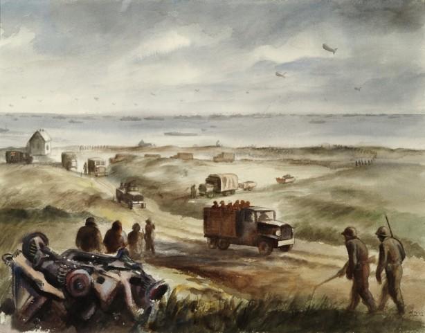 Alexander Russo - Activiteit op het Strand