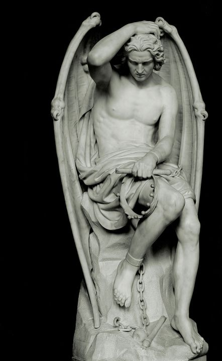 Guillaume Geefs - Lucifer