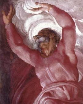 Michelangelo - God