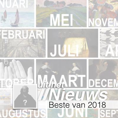 Beste Tentoonstellingen 2018