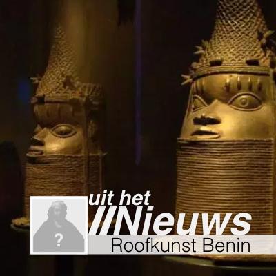 Roofkunst Benin