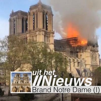 Kunst Notre Dame na Brand