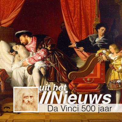 500 jaar Dood Leonardo da Vinci