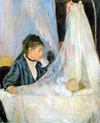 Berthe Morisot - Le Berceau