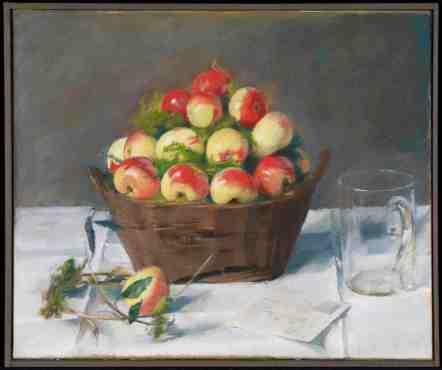 Eva Gonzalès - Pommes d'Api