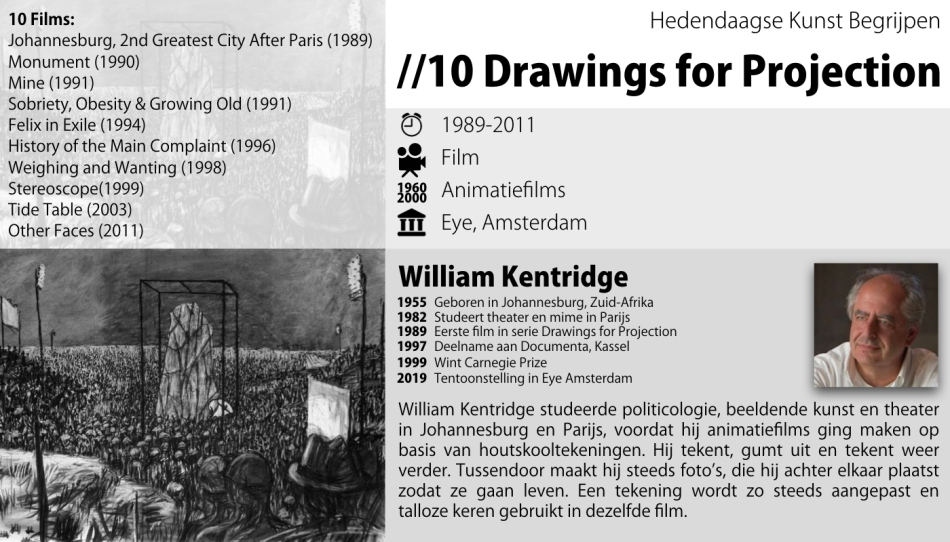 William Kentridge - Drawings for Projection