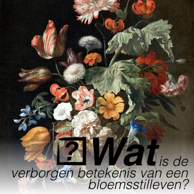 Wat is de betekenis van een bloemstilleven