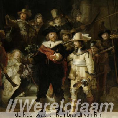 Rembrandt - Nachtwacht