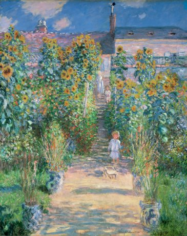 Claude Monet - Monet's Huis en Tuin in Giverny