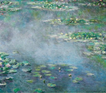 Claude Monet - Waterlelies