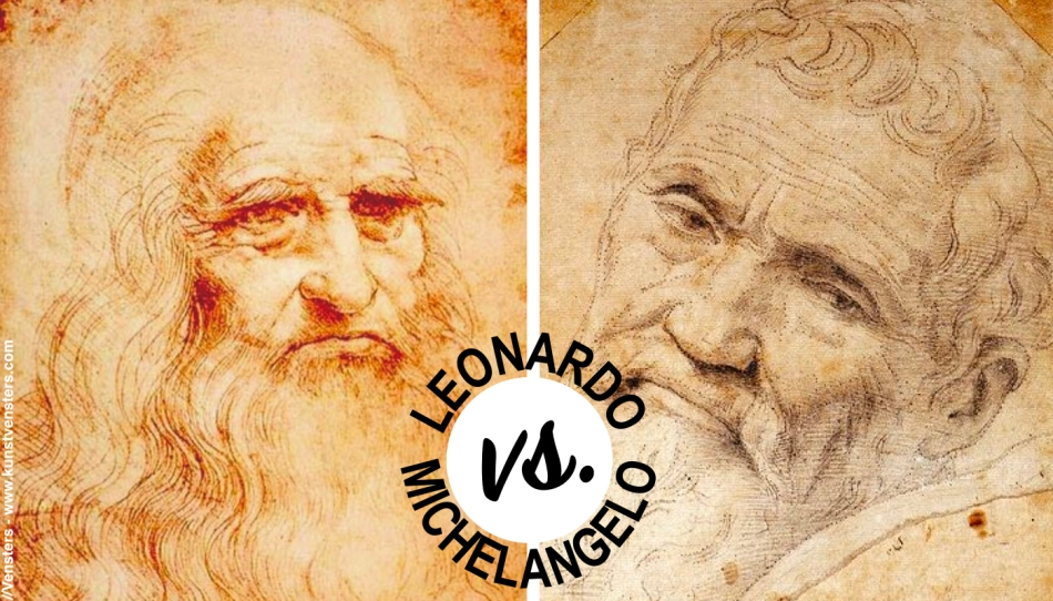 Leonardo vs Michelangelo