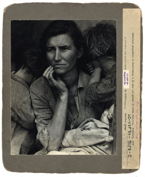 Dorothea Lange - Migrant Mother