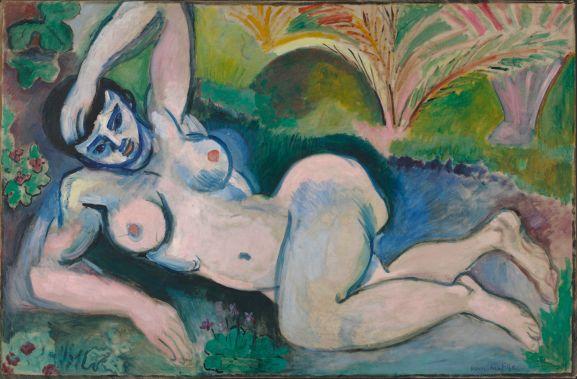 Henri Matisse - Blauw Naakt