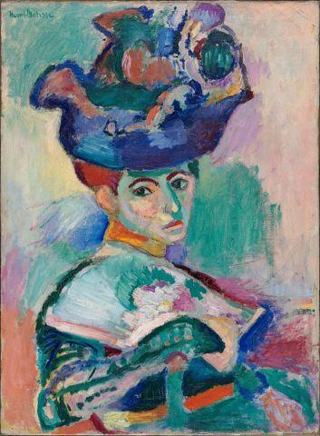 Ongekend Matisse vs. Picasso: Schilderijen Ruilen uit Rivaliteit – //Vensters AR-11