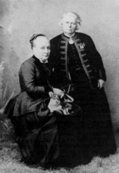 Rosa Bonheur en Nathalie Micas