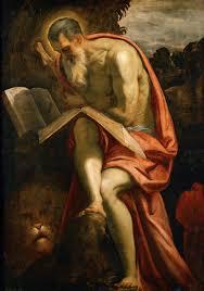 Jacopo Tintoretto - St. Hieronymus