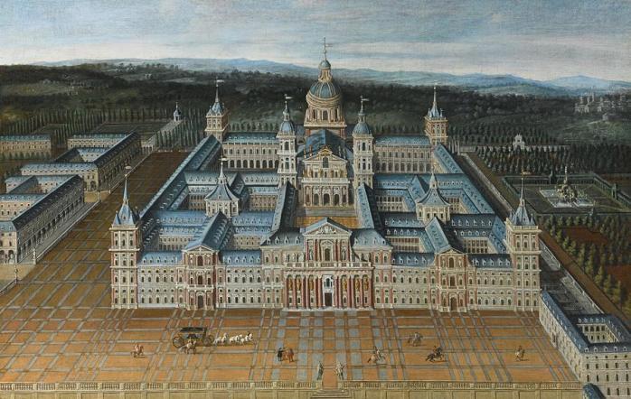 El Escorial - Onbekende Schilder (School van Madrid)