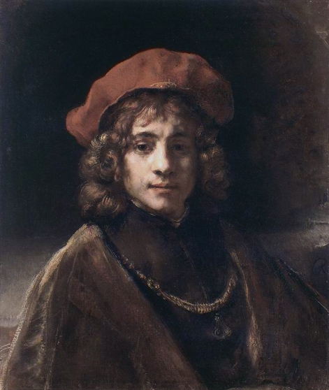 Rembrandt van Rijn - Titus