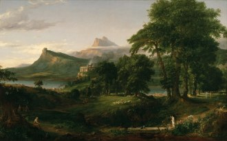 Thomas Cole - 2. Arcadian state