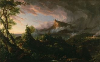 Thomas Cole - 1. Savage state