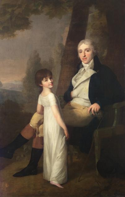 Johann Friedrich August Tischbein - Jacques Ferdinand Dufour-Feronce