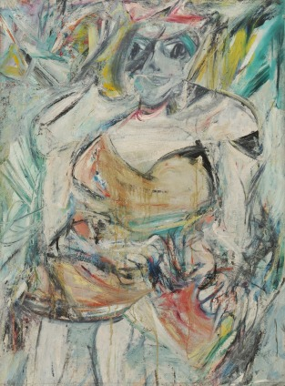 Willem de Kooning - Woman II