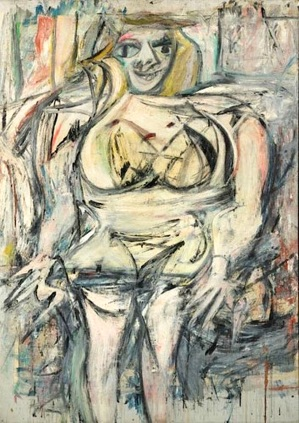 Willem de Kooning - Woman III