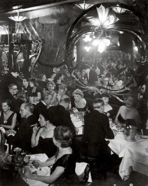 Brassaï - Gala-avond bij Maxim's