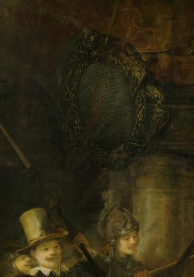 Nachtwacht (detail)