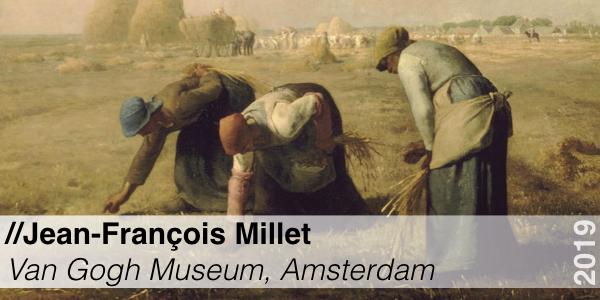 Jean Francois Millet - Van Gogh Museum