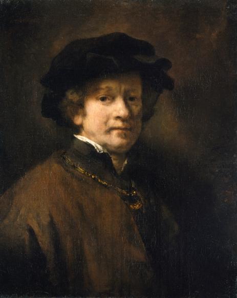 Rembrandt van Rijn - Zelfportret