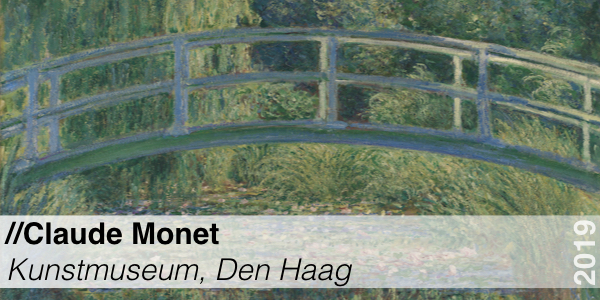 Claude Monet Kunstmuseum Den Haag