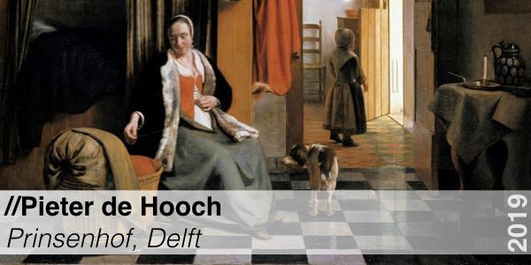 Pieter de Hooch Prinsenhof Delft