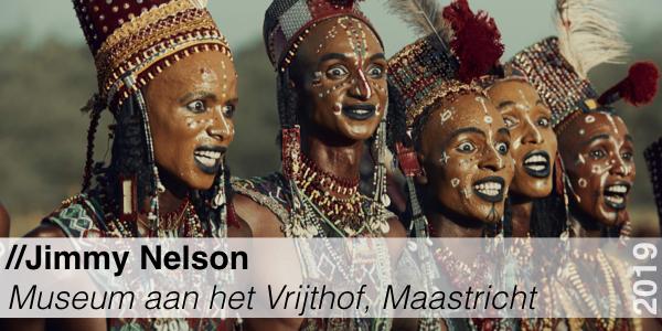 Jimmy Nelson - Museum Vrijthof
