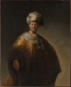 Rembrandt van Rijn - Man in Oosters Kostuum, The Metropolitan Museum of Art, New York
