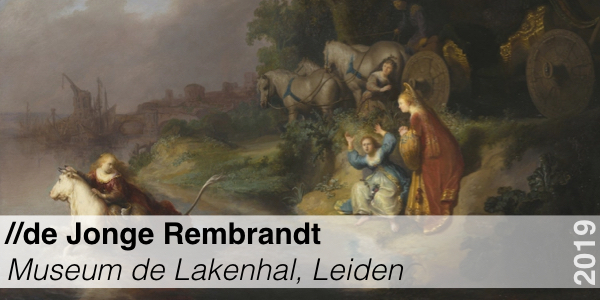 Jonge Rembrandt - Lakenhal