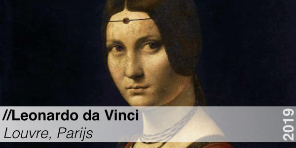 Leonardo da Vinci - Louvre