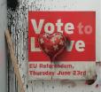 Banksy - Vote to Love