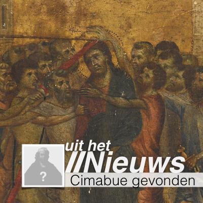 Cimabue schilderij teruggevonden