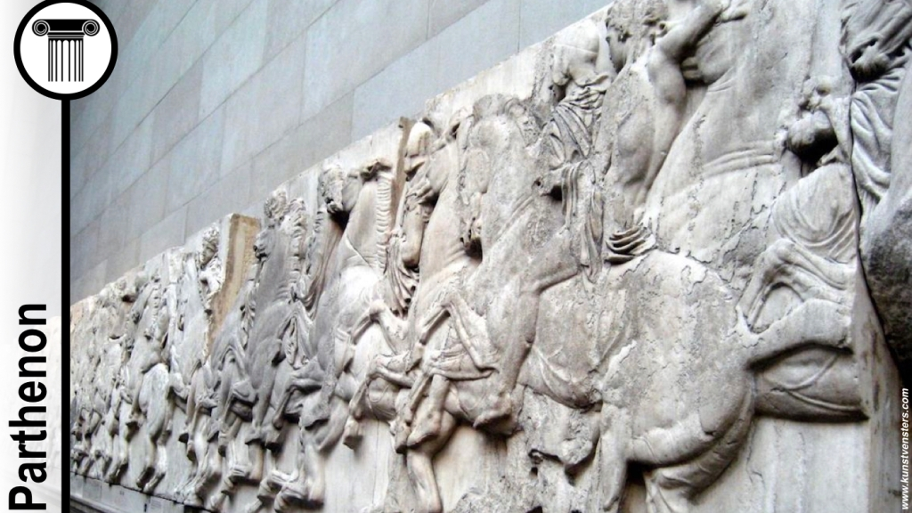 Parthenon - Elgin Marbles