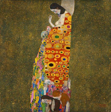 Hoop - Gustav Klimt